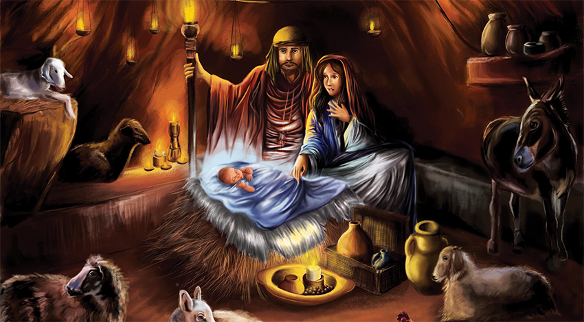 How we know Jesus was born on 25th December