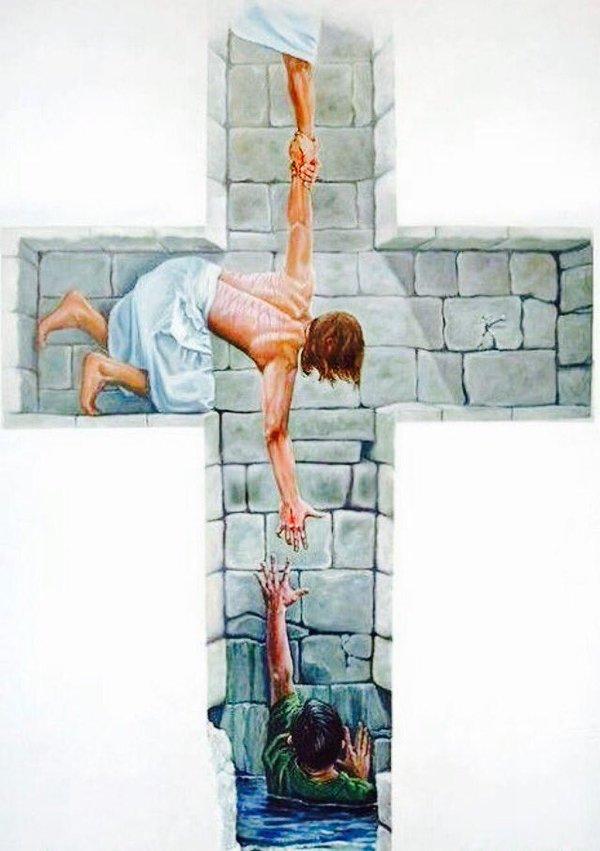 လူဖြစ်သော ယေရှုခရစ်တည်းဟူသောအာမခံတစ်ဦး