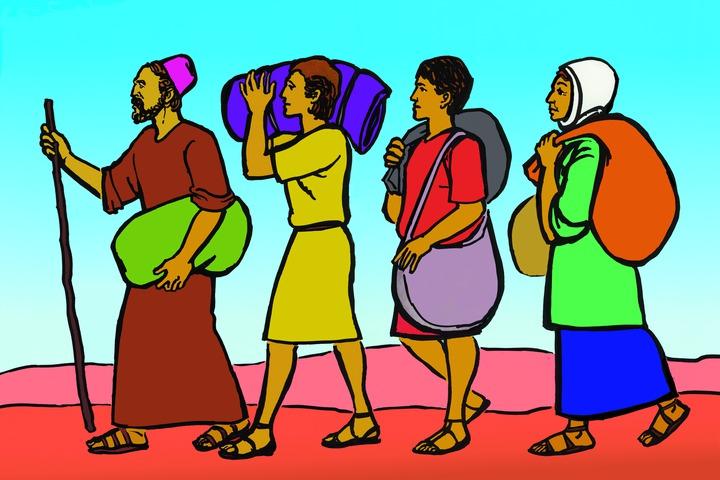 Servants of GOD – Burmese