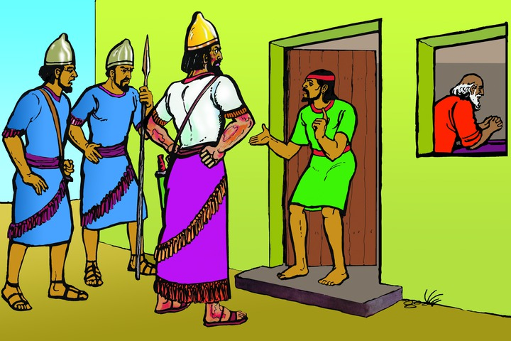 On Trial for GOD – Burmese