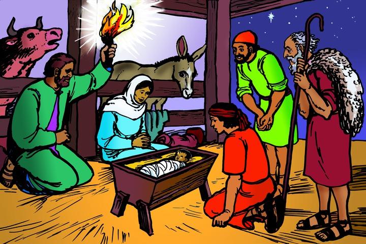 JESUS – Lord & Saviour – Burmese